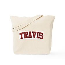 TRAVIS Design Tote Bag
