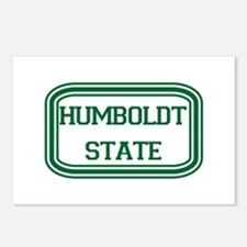 Humboldt State Rect Postcards (Package of 8)