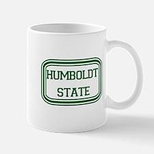 Humboldt State Rect Mug