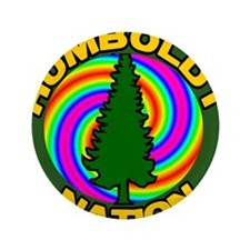 """Humboldt Psych Nation 3.5"""" Button"""