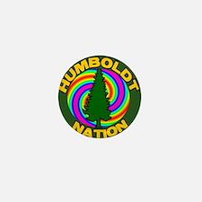 Humboldt Psych Nation Mini Button