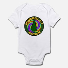 Humboldt Psych Nation Infant Bodysuit
