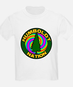 Humboldt Psych Nation T-Shirt