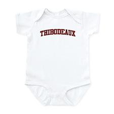 THIBODEAUX Design Infant Bodysuit