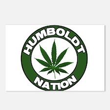Humboldt Pot Nation Postcards (Package of 8)