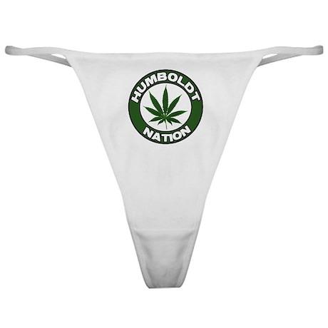 Humboldt Pot Nation Classic Thong