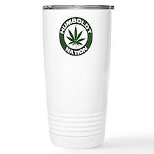 Humboldt Pot Nation Travel Mug