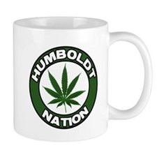 Humboldt Pot Nation Mug