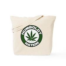 Humboldt Pot Nation Tote Bag