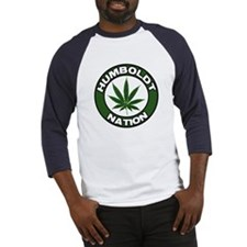 Humboldt Pot Nation Baseball Jersey