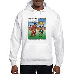 #33 King's ancestors Hooded Sweatshirt