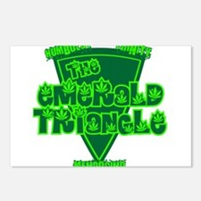 The Emerald Triangle Postcards (Package of 8)