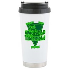 The Emerald Triangle Travel Mug