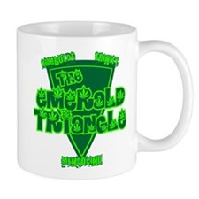 The Emerald Triangle Mug