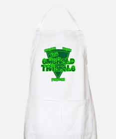 The Emerald Triangle BBQ Apron