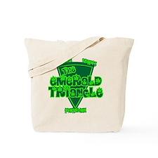 The Emerald Triangle Tote Bag