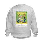 #35 $25 a copy Kids Sweatshirt