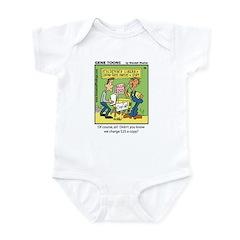 #35 $25 a copy Infant Bodysuit