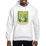 #35 $25 a copy Hooded Sweatshirt