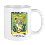 #35 $25 a copy Mug