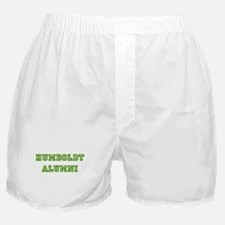 Humboldt Block Alumni Boxer Shorts