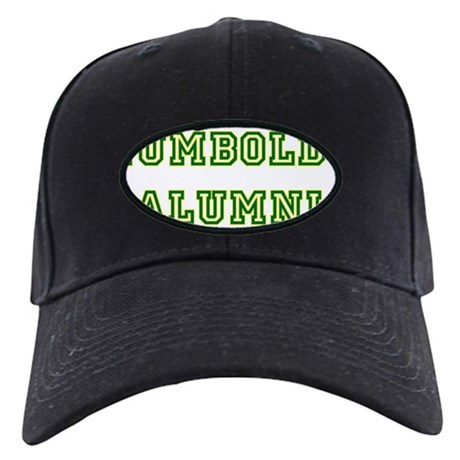Humboldt Block Alumni Black Cap
