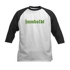 Humboldt Green Script Tee