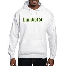 Humboldt Green Script Hoodie