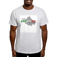 Proud to be Abruzzese! Ash Grey T-Shirt