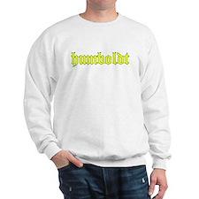 Humboldt Gold Script Sweatshirt