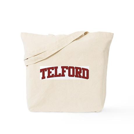 TELFORD Design Tote Bag