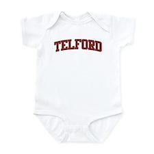 TELFORD Design Infant Bodysuit
