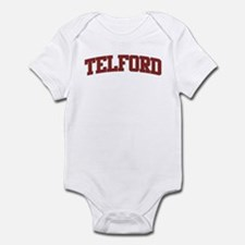 TELFORD Design Infant Bodysuit