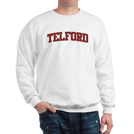 TELFORD Design Sweatshirt