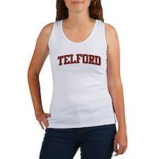 TELFORD Design Women's Tank Top