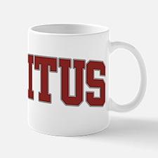TITUS Design Small Small Mug