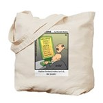 #38 Limited index Tote Bag
