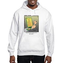 #38 Limited index Hooded Sweatshirt