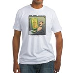 #38 Limited index Fitted T-Shirt