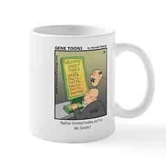 #38 Limited index Mug