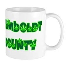 Humboldt County Pot Mug
