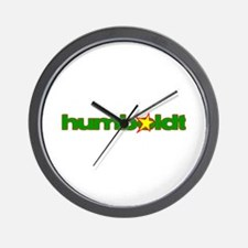 Humboldt Star Wall Clock