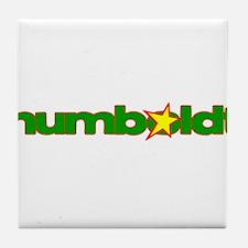 Humboldt Star Tile Coaster