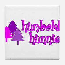 Humboldt Hunnie Tile Coaster