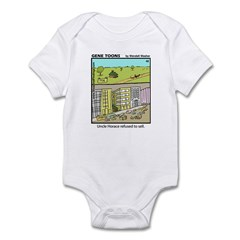 #40 Refused to sell Infant Bodysuit