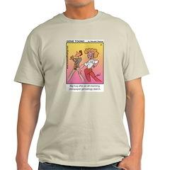 #41 Newspaper hug T-Shirt