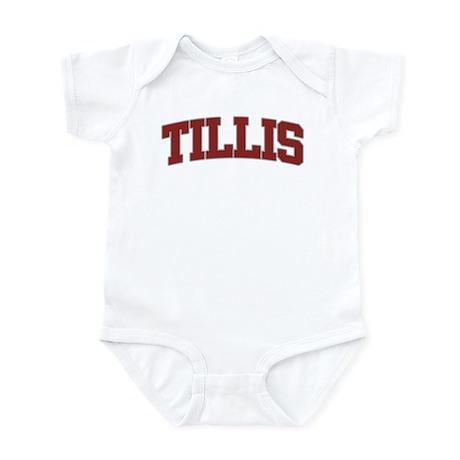 TILLIS Design Infant Bodysuit