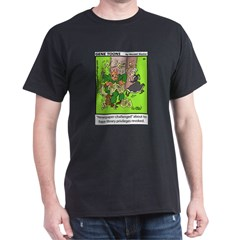 #45 Newspaper challenged T-Shirt