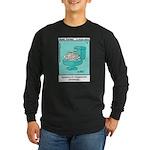 #48 Repository Long Sleeve Dark T-Shirt