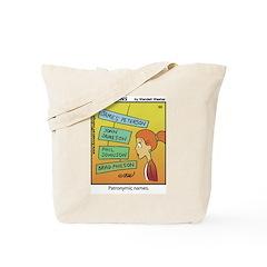 #53 Patronymic Tote Bag